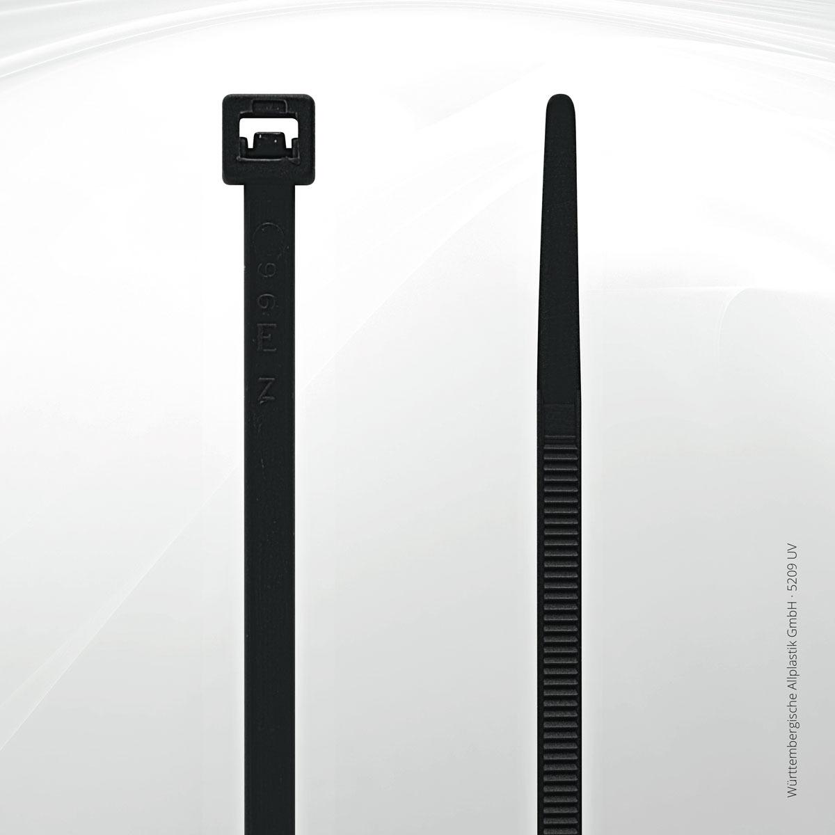 kabelbinder allplastik odporne na promieniowanie uv allplastik. Black Bedroom Furniture Sets. Home Design Ideas